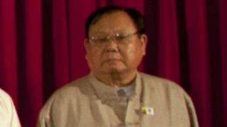 SNLD leader U Hkun Tun Oo