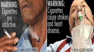 Anúncios anti-tabaco nos EUA