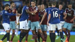 Everton  West Ham