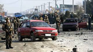 काबुल हमला