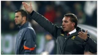羅傑斯表示拿到歐冠入場券是利物浦的目標