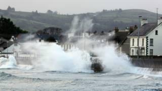 ब्रिटेन में तूफ़ान (फाइल फोटो)