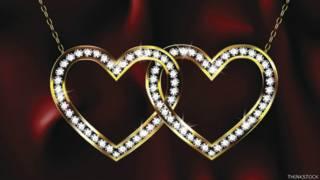 Corazones de diamante