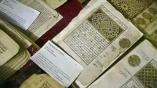 Manuskirip dari Timbuktu
