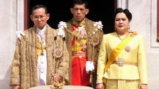 Keluarga kerajaan Thailand