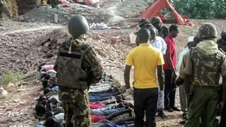 Al Shabaab yishe abakozi bahingura amabuye yo kwubaka muri Kenya