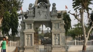 गुरु द्रोण का मंदिर