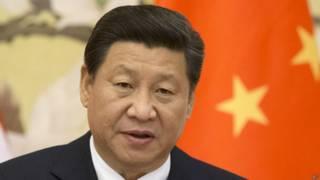 चीन शी जिनपिंग