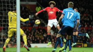 Manchester United Stoke City