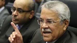 Ministro de Petróleo saudita Ali al Naimi