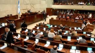 В Израиле распущен парламент