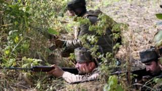 भारतीय सुरक्षा बल (फ़ाइल फोटो)