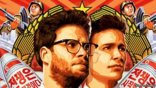 "Propaganda do filme ""A Entrevista"" (foto: Sony Pictures)"