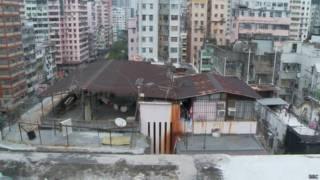 Favelas en Hong Kong