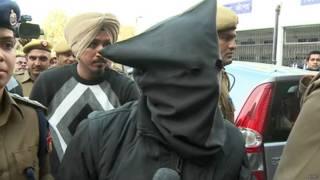 Motorista de táxi acusado de estupro na Índia | Foto: BBC
