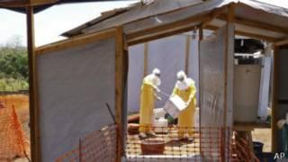 Ebola imaze guhitana abantu bagera ku bihumbi icyenda
