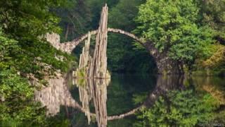 जर्मनी में पुल