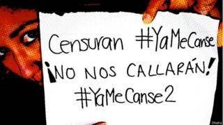 Tuit de #Yamecanse
