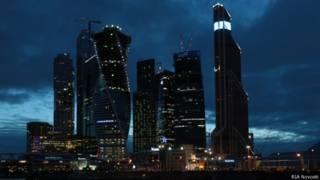 Деловой центр в Москве