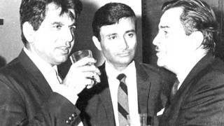 दिलीप कुमार, देव आनंद, राज कपूर