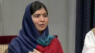 Malala yarashwe n'Abataliban bo muri Pakistani afise imyaka cumi n'itanu