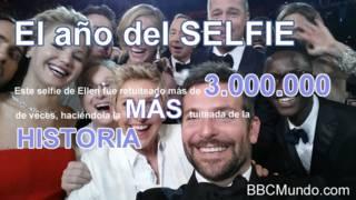 Selfie de Ellen