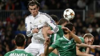 Real Madrid Ludogorets