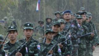 KNU KNLA Soldiers