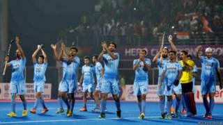 हॉकी भारत टीम