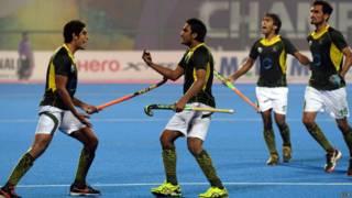 पाकिस्तान की हॉकी टीम