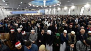 मुस्लिम समुदाय