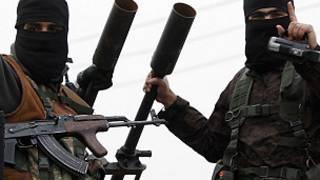 Mayakan kungiyar Nusra a Syria