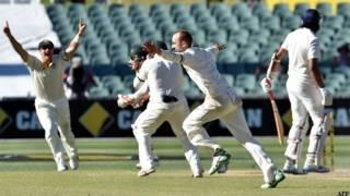 भारत ऑस्ट्रेलिया टेस्ट क्रिकेट मैच