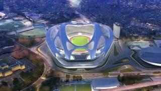 Japão Estádio Olímpico | Foto: BBC