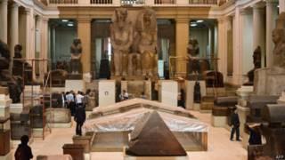 Каирский музей после реставрации