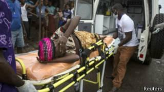 Ebola imaze guhitana abantu barenga 7000 muri Afurika y'uburengerazuba