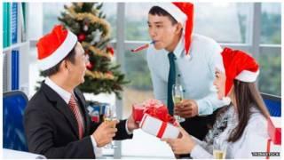 公司圣诞聚会