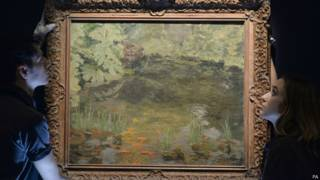 विंस्टन चर्चिल की पेंटिंग
