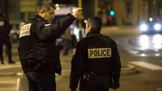 फ्रांस पुलिस