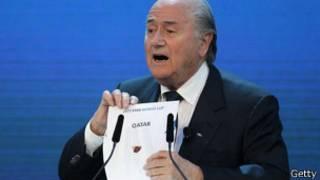 Sepp Blatter arahabwa amahirwe menshi yo kongera gutorwa.