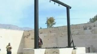 पाकिस्तान में फाँसी