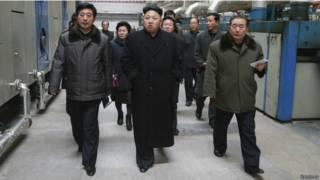किम जुंग उन, उत्तर कोरिया
