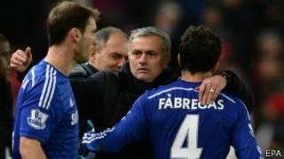 Chelsea ihejeje umwaka iri imbere muri Premier League
