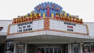Кинотеатр в Атланте