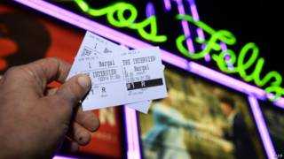 Билеты на фильм