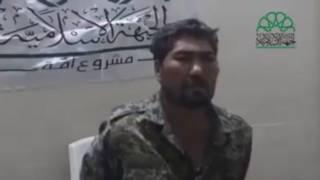 afghan in syria