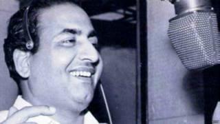 मोहम्मद रफ़ी, गायक, हिन्दी फ़िल्म