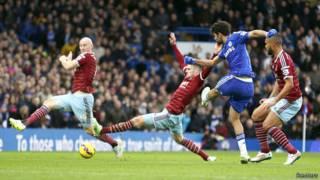 Chelsea ihagaze neza cane muri Premier League