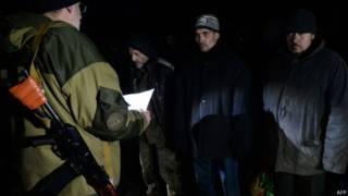 यूक्रेन, कैदी