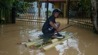 Lụt ở Malaysia